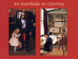 Cover image for An Interlude in Giverny By Joyce Henri Robinson and Derrick R. Cartwright