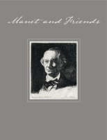 Cover for Manet and Friends