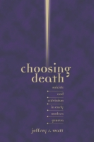 Cover for Choosing Death