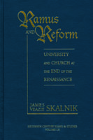 Cover for Ramus and Reform