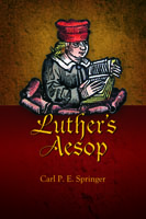 Cover for Luther's Aesop