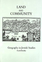 Cover for Land and Community