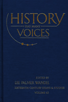 Cover image for History Has Many Voices Edited by Lee Palmer Wandel