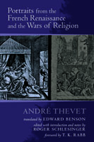 Cover for Portraits from the French Renaissance and the Wars of Religion