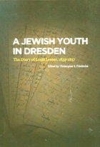 Cover for A Jewish Youth in Dresden