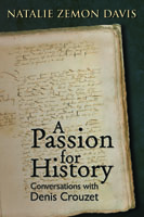 Cover for Passion for History