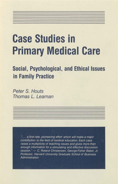 case studies in health care ethics Animal care and use in cdc public health ethics training the manual includes an introduction to public health ethics, relevant case studies.