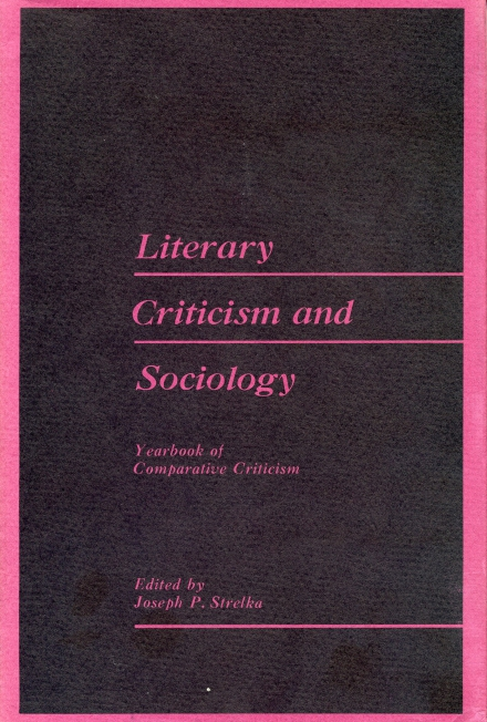 Literary criticism thesis