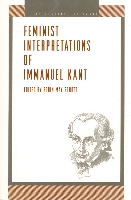 A question about Kant?