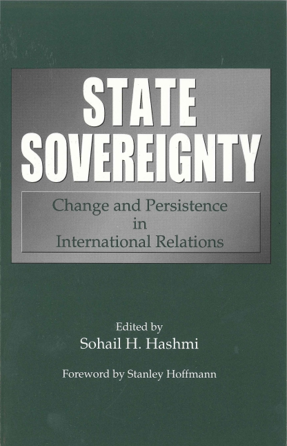 state sovereignty When contemporary observers assert that the sovereign state is just about dead   the impact of the global media on political authority (the so-called cnn   have developed social welfare strategies that cushion the impact of.