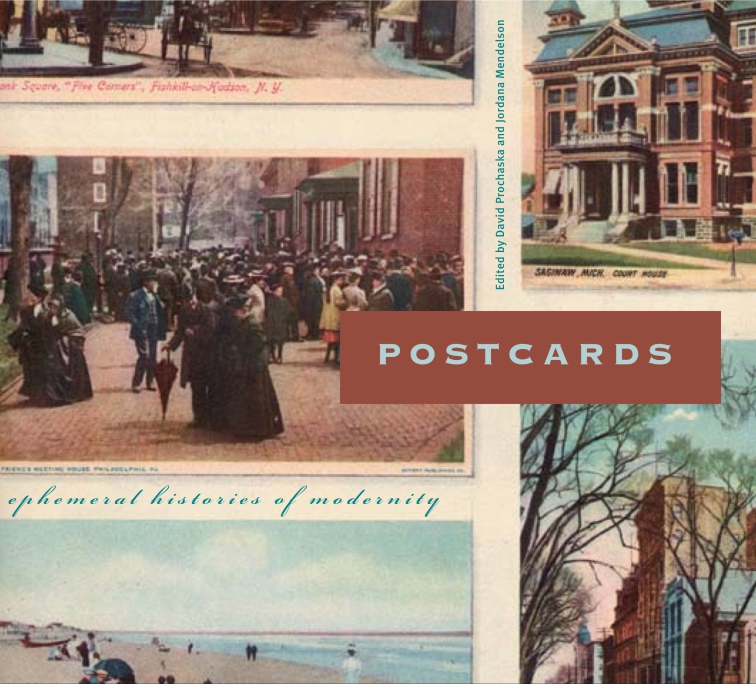 Cover for Postcards