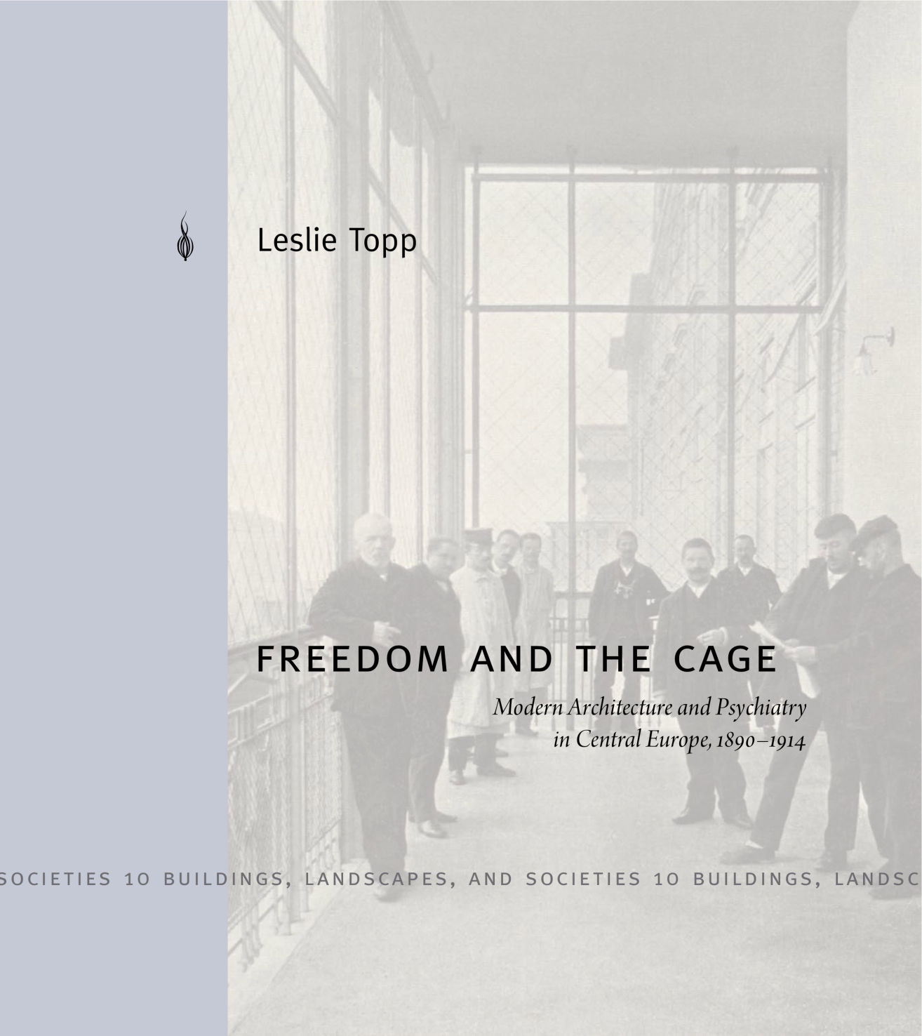 Freedom And The Cage Modern Architecture And Psychiatry In Central