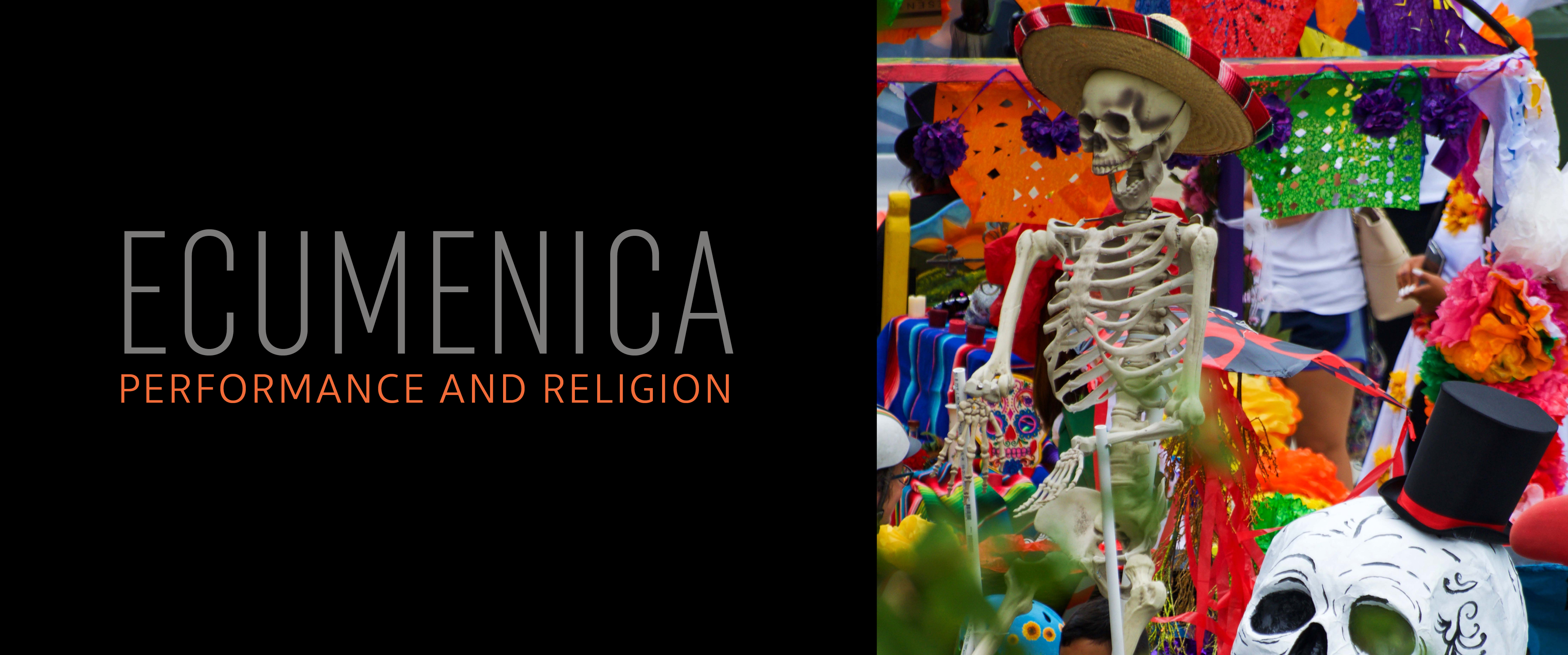 Ecumenica: Performance and Religion