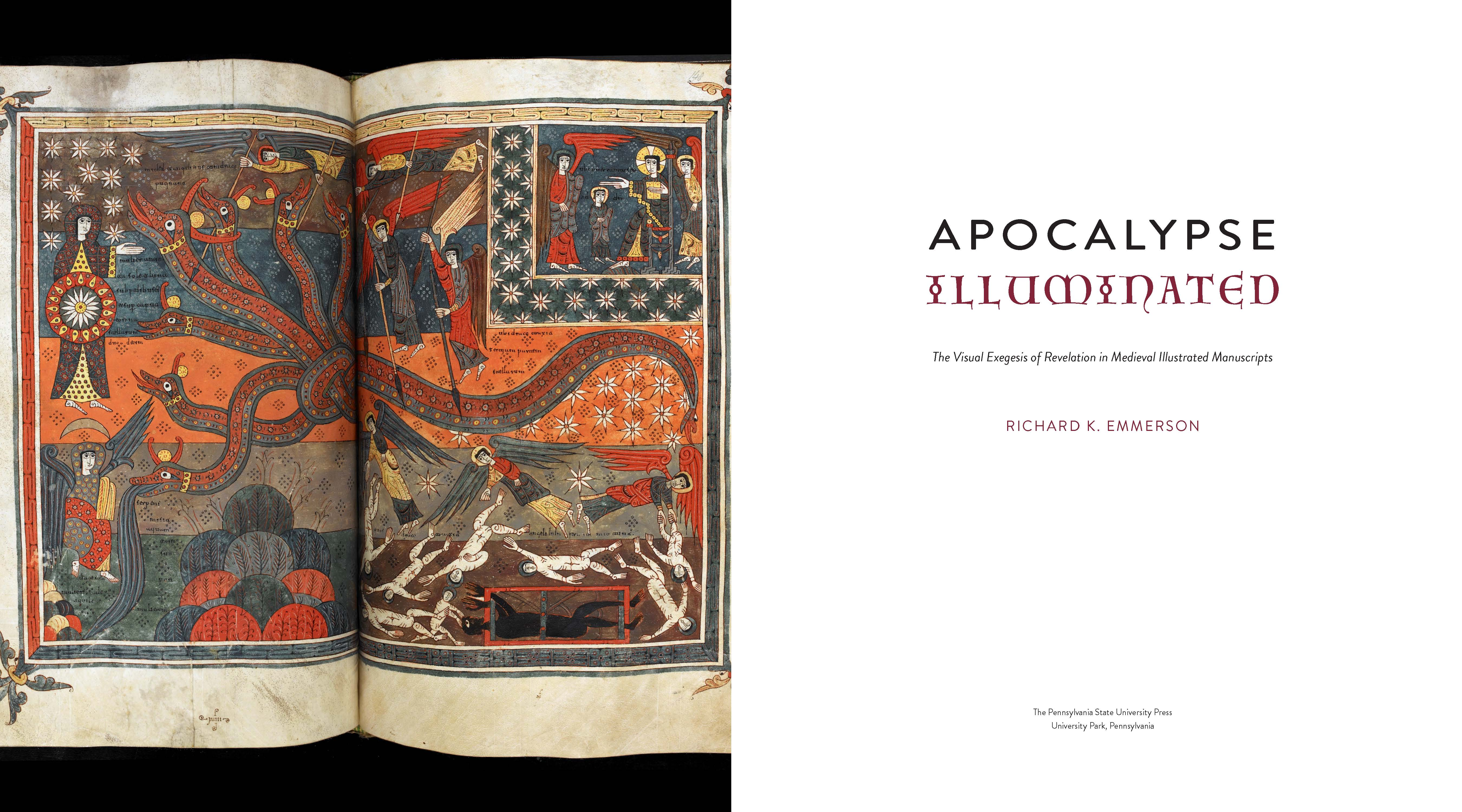 Apocalypse Illuminated: The Visual Exegesis of Revelation in Medieval  Illustrated Manuscripts By Richard K  Emmerson