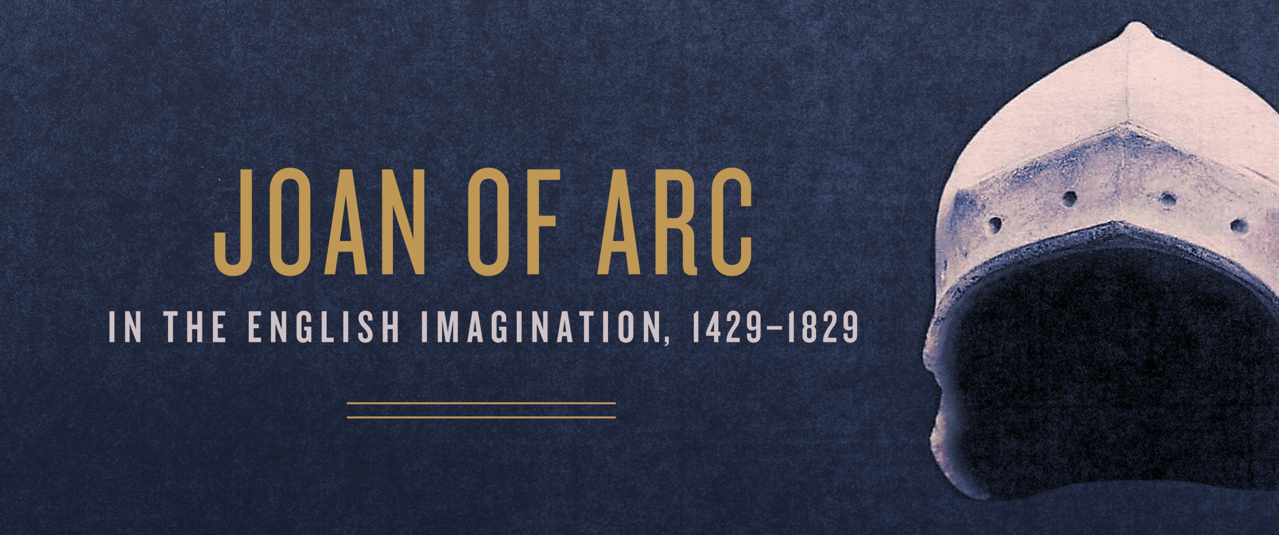 Joan of Arc in the English Imagination, 1429–1829
