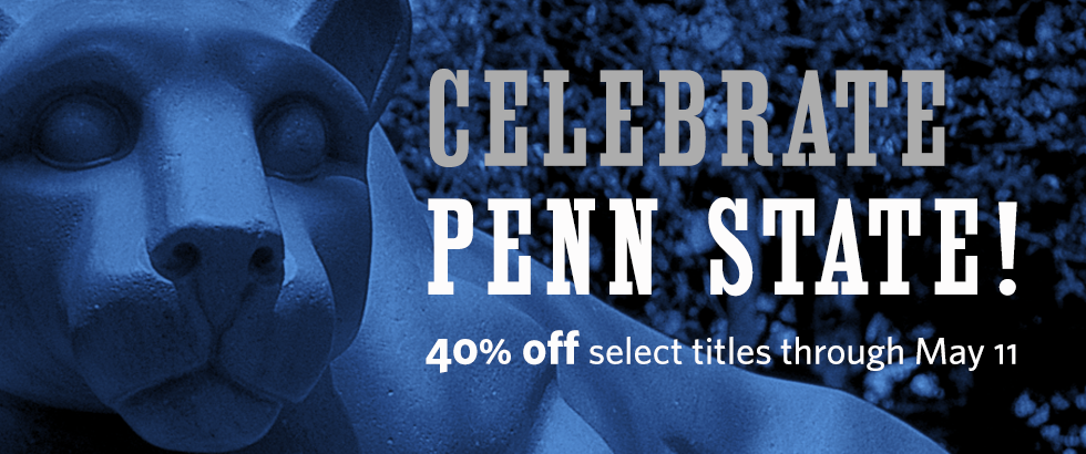 Banner for Celebrate Penn State Sale