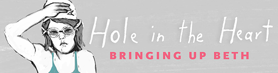 Banner ad for Hole in the Heart