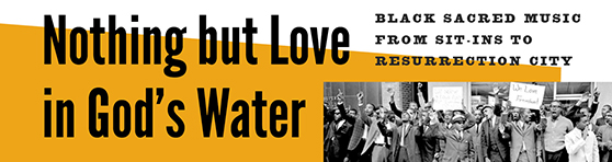 Banner ad for Nothing But Love in God's Water